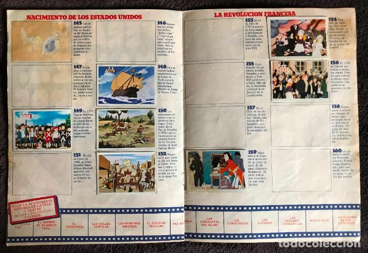 Coleccionismo Álbumes: ALBUM DE CROMOS ERASE UNA VEZ EL HOMBRE PANRICO FASCICULOS 3 Y 4 - Foto 6 - 147842066