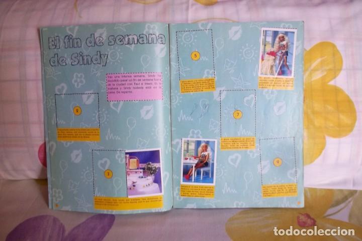 Coleccionismo Álbumes: ALBUM CROMOS SINDY-AÑO 95-INCOMPLETO - Foto 3 - 148578014