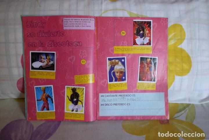 Coleccionismo Álbumes: ALBUM CROMOS SINDY-AÑO 95-INCOMPLETO - Foto 6 - 148578014