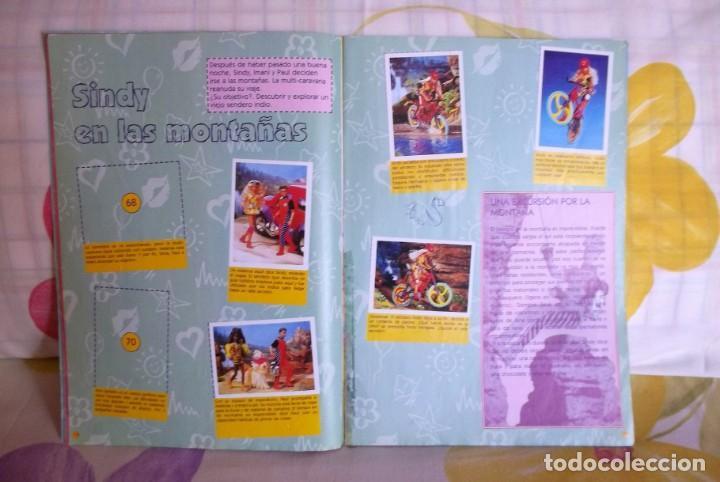 Coleccionismo Álbumes: ALBUM CROMOS SINDY-AÑO 95-INCOMPLETO - Foto 8 - 148578014