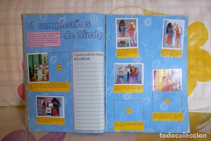 Coleccionismo Álbumes: ALBUM CROMOS SINDY-AÑO 95-INCOMPLETO - Foto 10 - 148578014