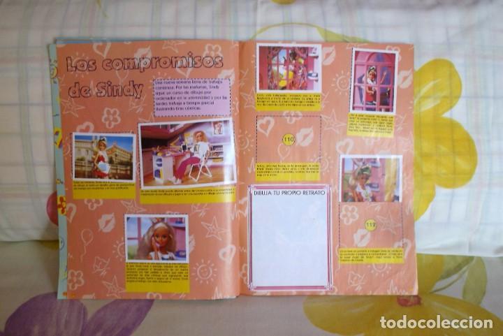 Coleccionismo Álbumes: ALBUM CROMOS SINDY-AÑO 95-INCOMPLETO - Foto 13 - 148578014