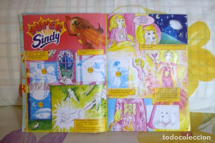 Coleccionismo Álbumes: ALBUM CROMOS SINDY-AÑO 95-INCOMPLETO - Foto 15 - 148578014