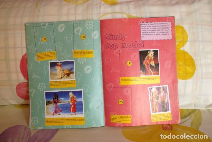 Coleccionismo Álbumes: ALBUM CROMOS SINDY-AÑO 95-INCOMPLETO - Foto 19 - 148578014