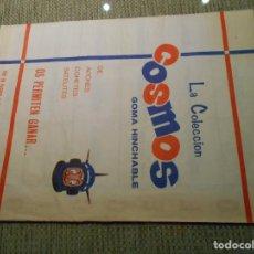 Coleccionismo Álbumes: ALBUM DE CROMOS DE CHICLES COSMOS. Lote 148988286