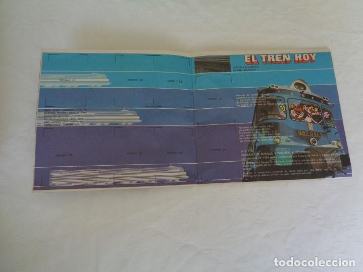 Coleccionismo Álbumes: ALBUM LA AVENTURA DEL TREN, BIMBO TIGRETON PANTERA ROSA - VACIO - 1975 - Foto 10 - 150051850