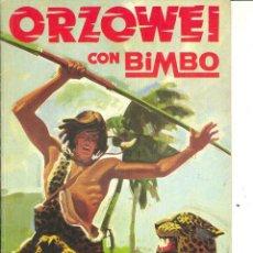 Coleccionismo Álbumes: ORZOWEI CONTIENE 20 CROMOS. Lote 150101042