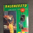 Coleccionismo Álbumes: BALONCESTO. ÁLBUM CROMOS. EDITA: J. MERCHANTE. (A.1988?). Lote 150500320