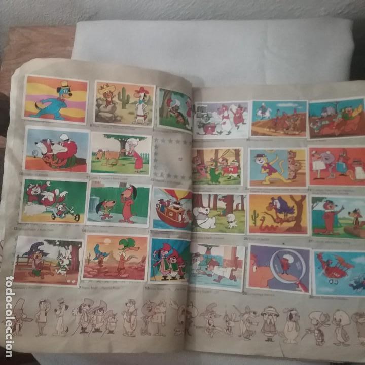 Coleccionismo Álbumes: ALBUM FESTIVAL DEL DIBUJO ANIMADO. ED. PACOSA DOS. FALTAN 4 CROMOS - Foto 3 - 150649394