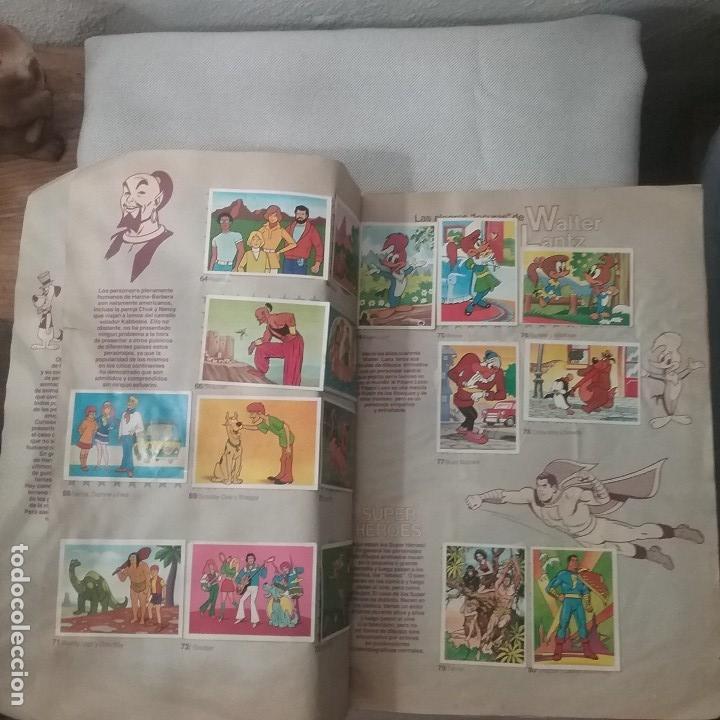 Coleccionismo Álbumes: ALBUM FESTIVAL DEL DIBUJO ANIMADO. ED. PACOSA DOS. FALTAN 4 CROMOS - Foto 6 - 150649394