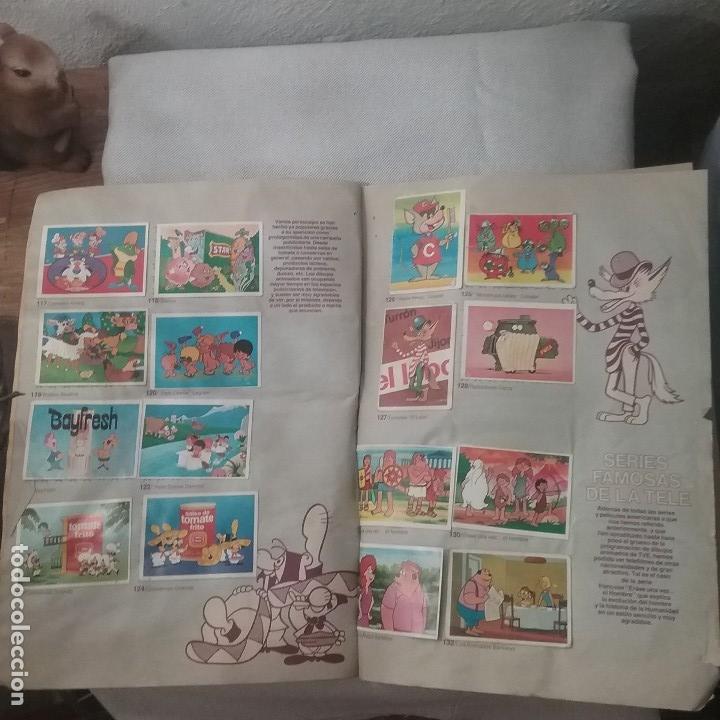 Coleccionismo Álbumes: ALBUM FESTIVAL DEL DIBUJO ANIMADO. ED. PACOSA DOS. FALTAN 4 CROMOS - Foto 13 - 150649394