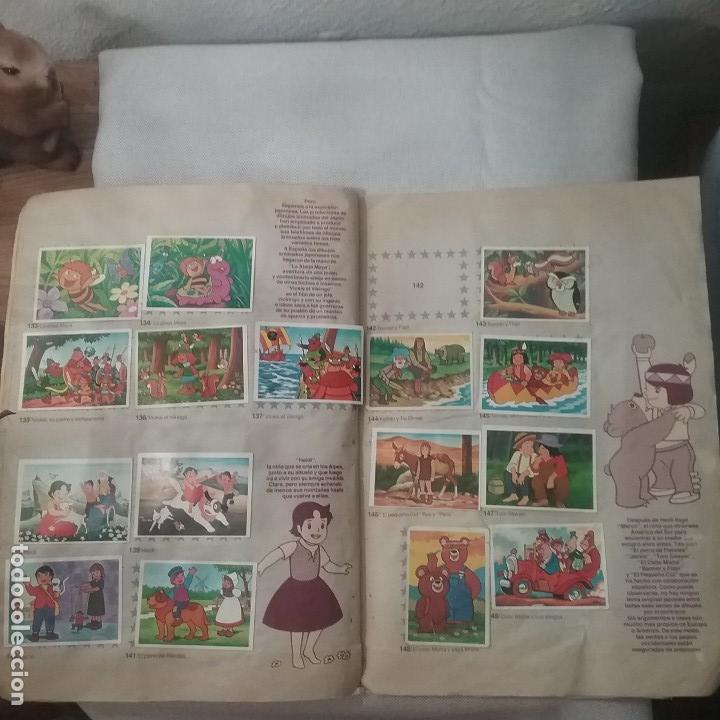 Coleccionismo Álbumes: ALBUM FESTIVAL DEL DIBUJO ANIMADO. ED. PACOSA DOS. FALTAN 4 CROMOS - Foto 14 - 150649394