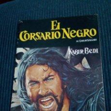 Coleccionismo Álbumes: ALBUM EL CORSARIO NEGRO PANRICO PLANCHA. Lote 150711182