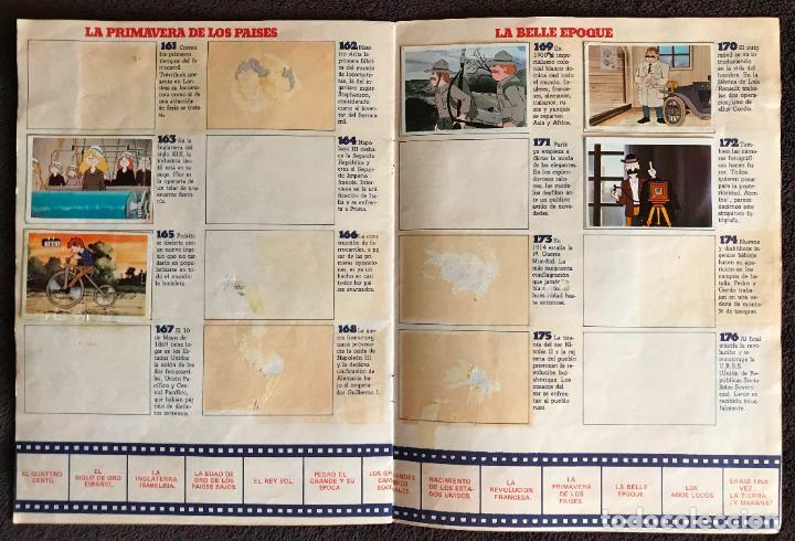 Coleccionismo Álbumes: ALBUM DE CROMOS ERASE UNA VEZ EL HOMBRE PANRICO FASCICULOS 3 Y 4 - Foto 7 - 147842066