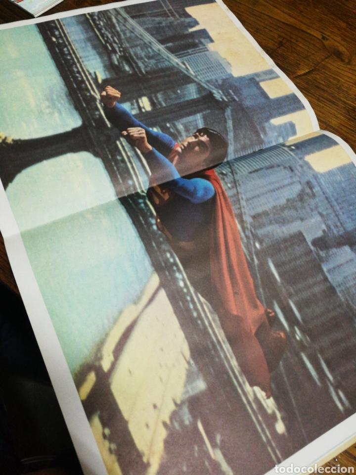 Coleccionismo Álbumes: ALBUM CROMOS SUPERMAN THE MOVIE- EDITORIAL FHER, 1978, CONTIENE 53 CROMOS Y POSTER CENTRAL. - Foto 6 - 150796340