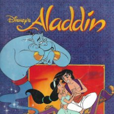 Coleccionismo Álbumes: ALBUM ALADDIN CON 80 CROMOS . Lote 151123082