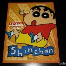 Coleccionismo Álbumes: ABRACAVARIOS. 'SHINCHAN 1 CROMET, CROMET' (COLECCIÓN INCOMPLETA). Lote 151642830
