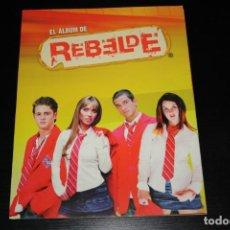 Coleccionismo Álbumes: ABRACAVARIOS. 'REBELDE 1' (COLECCIÓN INCOMPLETA). Lote 151643230