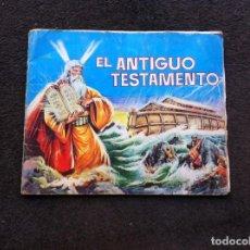 Coleccionismo Álbumes: ÁLBUM DE CROMOS INCOMPLETO (EL ANTIGUO TESTAMENTO) 1972. (FALTAN 9 CROMOS DE 247). Lote 153187230