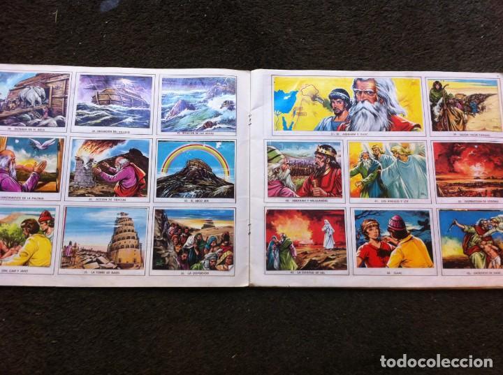Coleccionismo Álbumes: ÁLBUM DE CROMOS INCOMPLETO (EL ANTIGUO TESTAMENTO) 1972. (FALTAN 9 CROMOS DE 247) - Foto 2 - 153187230