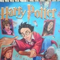 Coleccionismo Álbumes: HARRY POTTER.. Lote 153985886