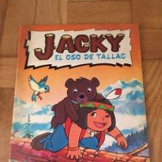 Coleccionismo Álbumes: ALBUM JACKY DANONE. Lote 154160130