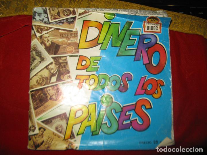 FALTAN 7 CROMOS ALBUM TODOS LOS PAISES MAS 12 CROMOS REPETIDOS MIREN FOTOS (Coleccionismo - Cromos y Álbumes - Álbumes Incompletos)