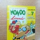 Coleccionismo Álbumes: MONDO LIRONDO #7 (CAMALEON). Lote 154798480