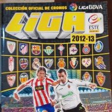 Coleccionismo Álbumes: LIGA BBVA 2012-13. COLECCIONES ESTE. Lote 154860010