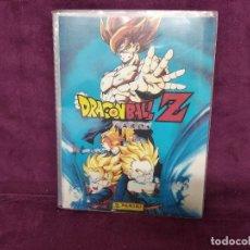 Coleccionismo Álbumes: ALBÚM DE DRAGON BALL Z CARDS, CON 96 CARTAS, PANINI, TODAS FOTOGRAFIADAS. Lote 155133370