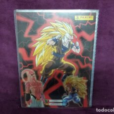Coleccionismo Álbumes: ALBÚM DE DRAGON BALL Z CARDS, 1997, CON UNAS 90 CARTAS APROX., PANINI, TODAS FOTOGRAFIADAS. Lote 155133738