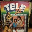 Coleccionismo Álbumes: TELE POP ALBUM BASTANTE COMPLETO. EDICIONES ESTE.. Lote 155229358