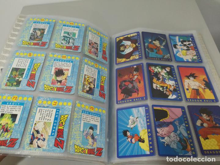 Coleccionismo Álbumes: ALBUM DRAGON BALL Z CARDS - Foto 6 - 156607002