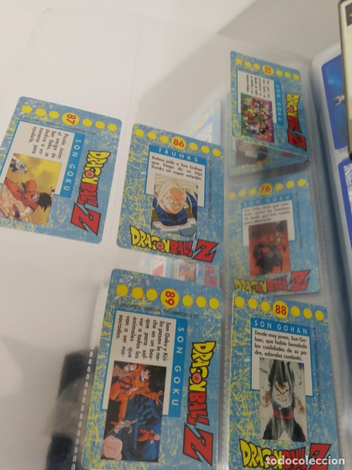 Coleccionismo Álbumes: ALBUM DRAGON BALL Z CARDS - Foto 7 - 156607002