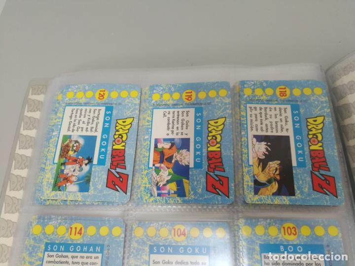 Coleccionismo Álbumes: ALBUM DRAGON BALL Z CARDS - Foto 9 - 156607002