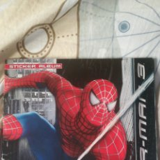Collectionnisme Albums: SPIDERMAN 3 ALBUM DE CROMOS PANINI. Lote 156870217
