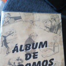 Coleccionismo Álbumes: ALBUM DE CROMOS. MUY DIFÍCIL. 1997. Lote 158948745