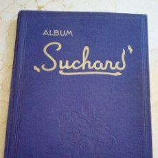 Coleccionismo Álbumes: ALBUM SUCHARD AZUL 27 X 21 CM 1932 INCOMPLETO MUY BIEN CONSERVADO. Lote 160112310