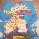 Coleccionismo Álbumes: DRAGON BALL Z / ARCHIVADOR CON 219 CARDS / SERIE AZUL Y SERIE 2 / MUY BUEN ESTADO.. Lote 160983318
