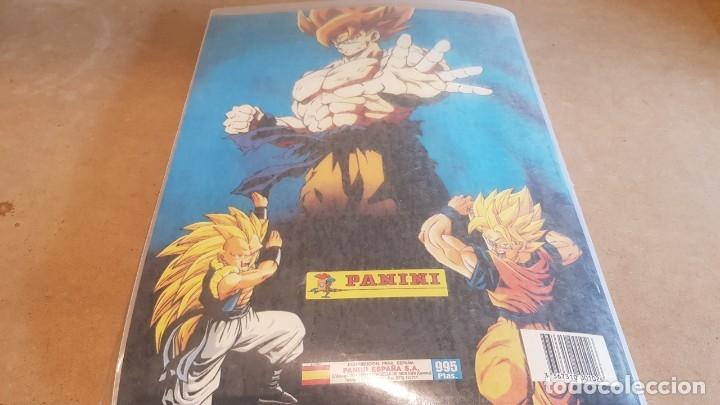 Coleccionismo Álbumes: DRAGON BALL Z / ARCHIVADOR CON 219 CARDS / SERIE AZUL Y SERIE 2 / MUY BUEN ESTADO. - Foto 16 - 160983318
