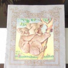 Coleccionismo Álbumes: ÁLBUM CROMOS ANIMALES Y PLANTAS MARINAS ED. FHER. Lote 161030886