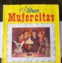 Coleccionismo Álbumes: ÁLBUM CROMOS ED. CLIPER MUJERCITAS - LITTLE WOMEN 1952. Lote 161306898