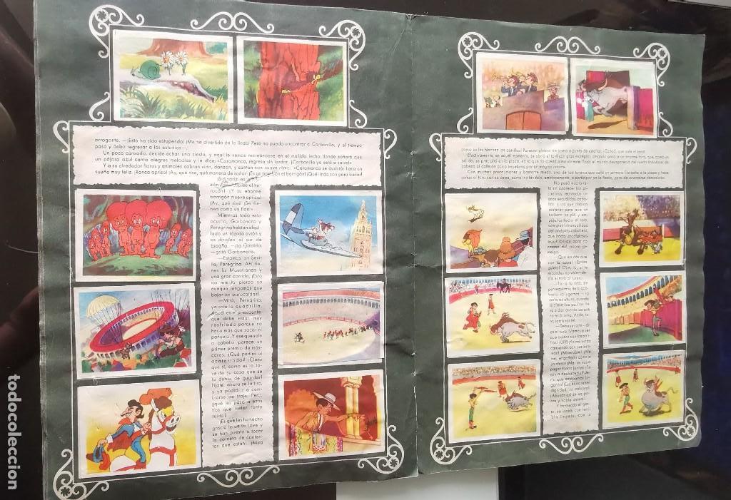 Coleccionismo Álbumes: ÁLBUM CROMOS GARBANCITO DE LA MANCHA - ALEGRES VACACIONES ED. RUÑIZ ROMERO - Foto 10 - 161467238