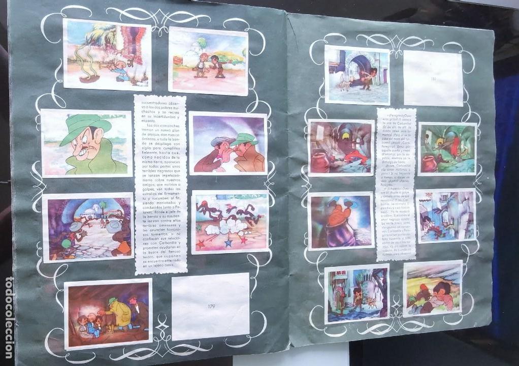 Coleccionismo Álbumes: ÁLBUM CROMOS GARBANCITO DE LA MANCHA - ALEGRES VACACIONES ED. RUÑIZ ROMERO - Foto 13 - 161467238
