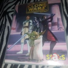 Collectionnisme Albums: STAR THE CLONE WARS STACKS - SOLO FALTAN 13 DE 150. Lote 161902194