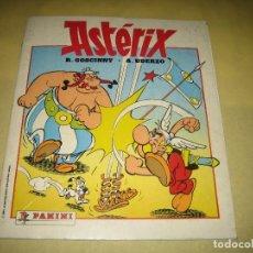 Coleccionismo Álbumes: ASTERIX - ALBUM INCOMPLETO - FALTAN 18 CROMOS . Lote 162337994