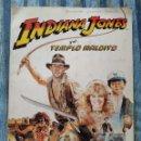 Coleccionismo Álbumes: ALBUM DE CROMOS INDIANA JONES Y EL TEMPLO MALDITO (INCOMPLETO) (PACOSA DOS 1984). Lote 162558958