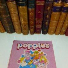 Coleccionismo Álbumes: POPPLES. ÁLBUM DE CROMOS. PANINI. 1987. FALTAN 26 CROMOS.. Lote 162809078