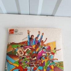 Coleccionismo Álbumes: ALBUM OLIMPIADAS DE MONTREAL 1976 COCACOLA COCA COLA LEER DESCRIPCION. Lote 164792948