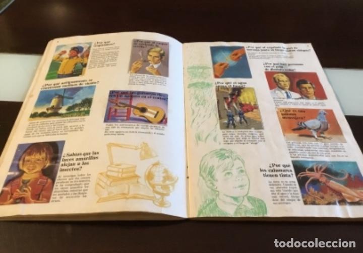 Coleccionismo Álbumes: Álbum el porqué de las cosas número 2 Bimbo - Foto 3 - 164886338